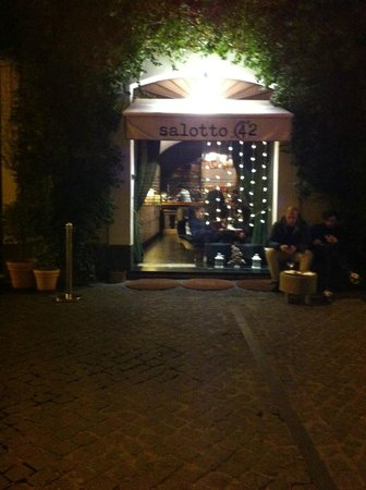 salotto 42 - Picture of Salotto 42, Rome - TripAdvisor