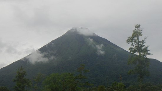 Hotel Magic Mountain: Arenal Volcano