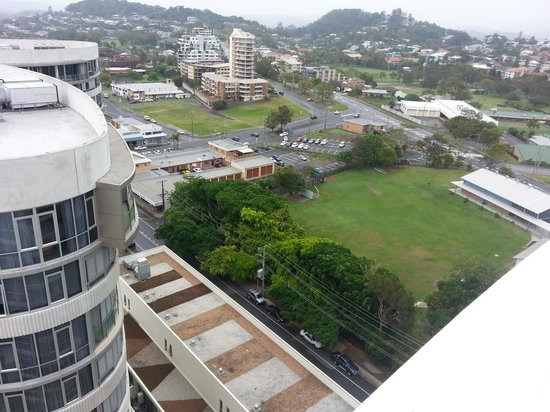 Outrigger Twin Towns Resort: Nice view from the Penthouse
