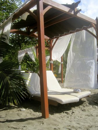 Ti Kaye Resort & Spa: Beach access