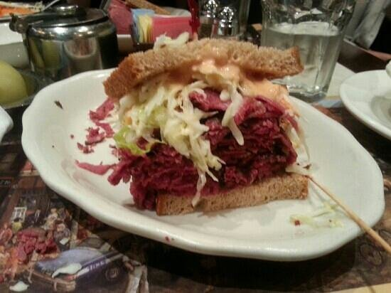 2nd Avenue Deli Pastrami