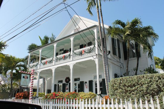 The Conch House Heritage Inn: Front view