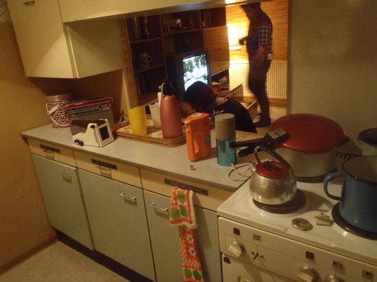 no not ikea east german kitchen at ddr museum picture of ddr museum berlin tripadvisor. Black Bedroom Furniture Sets. Home Design Ideas