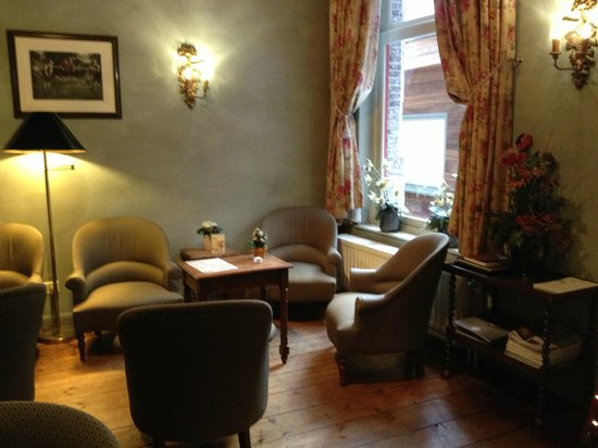 Hotel Ter Brughe: Our parents room