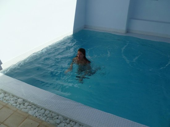 Astra Suites: Private Pool