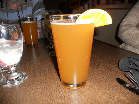 BEST WESTERN PLUS Carrier Circle Syracuse: La mitica birra Blue Moon !