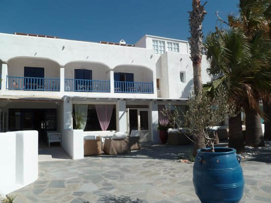 Photo of Ornos Beach Hotel
