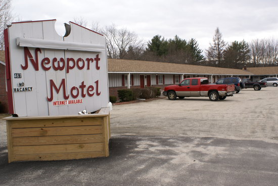 ‪‪Newport‬, ‪New Hampshire‬: NEWPORT MOTEL‬