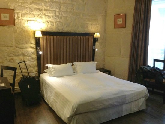 Hotel Europe Saint Severin: Rm 201