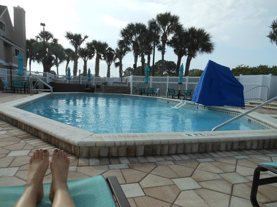 Residence Inn St. Petersburg Clearwater: Pool