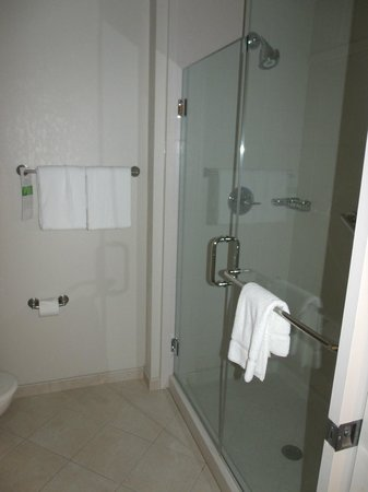 HYATT house Philadelphia/King of Prussia: King Studio Suite Shower