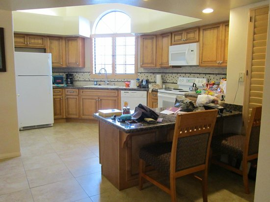 Welk Resort San Diego: Kitchen