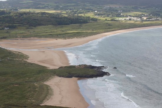 Portsalon, Irlanda: Plenty of beautiful beaches
