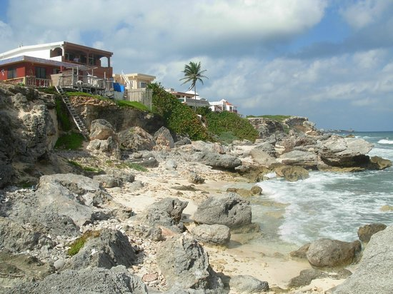 Casa Roca Caribe: proximity to the sea