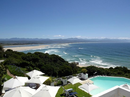 The Plettenberg Hotel: View from Balcony :))