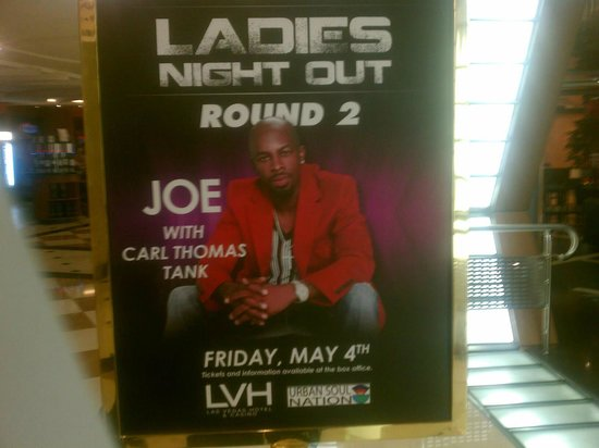 LVH - Las Vegas Hotel &amp; Casino: Shows!!!