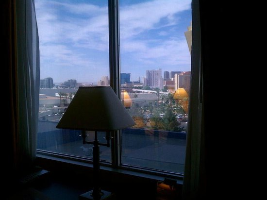 LVH - Las Vegas Hotel &amp; Casino: View from our room