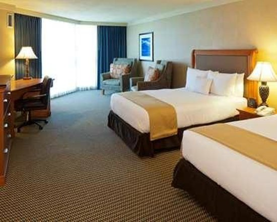 DoubleTree by Hilton & Miami Airport Convention Center: Room