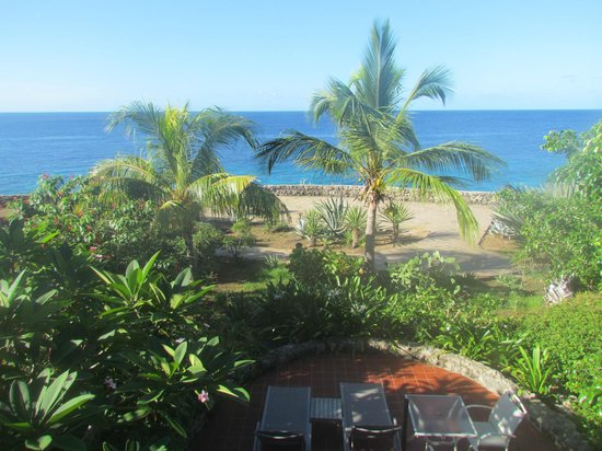Lodge Kura Hulanda & Beach Club: View from our room