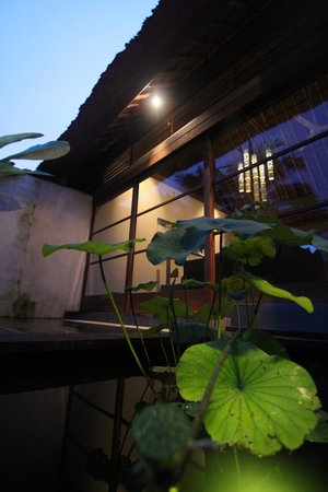 Luwak Ubud Villas: Front of the Villa