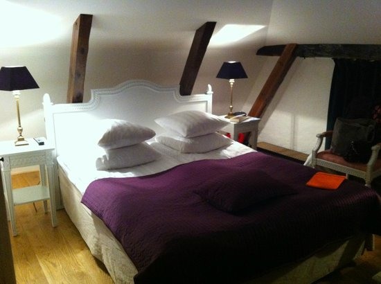 Hotel Hellstens Malmgard : chambre double standard