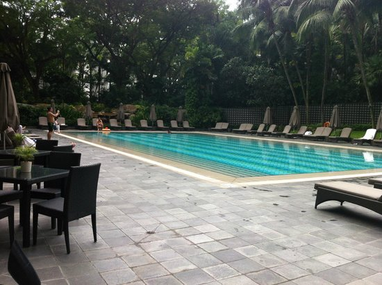 Foto De The Ritz Carlton Millenia Singapore Singapur Swimming Pool Tripadvisor