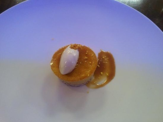 The Pass: Caramel and lemon custard