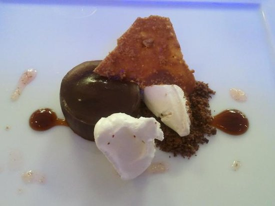 The Pass: Chocolate fondant