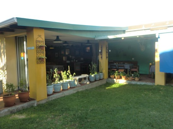 Gibela Backpackers Lodge: the Hostel
