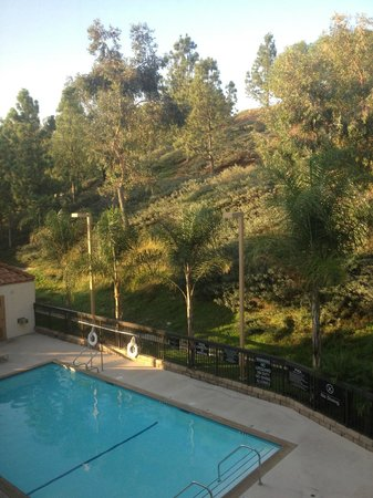 Hampton Inn Los Angeles/Santa Clarita: View