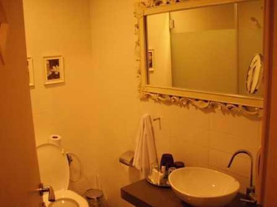 Jerusalem Inn Hotel: Delux room bathroom