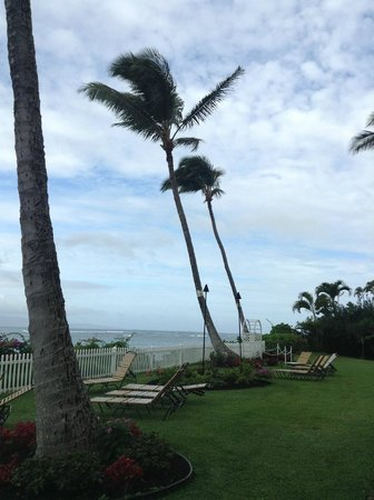 Royal Kahana: Another view of the common area..