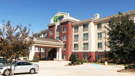 Holiday Inn Express Hotel & Suites Shreveport West : Holiday Inn Express West Shreveport- Airport