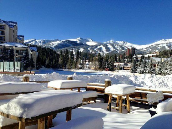 Marriott's Mountain Valley Lodge at Breckenridge: Peak 9, Marriott, and Maggie's Pond