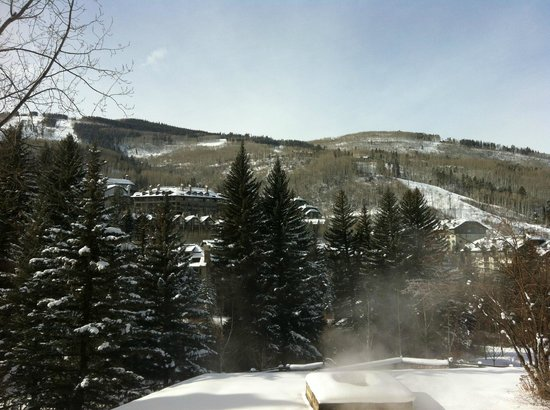 The Charter at Beaver Creek: great view