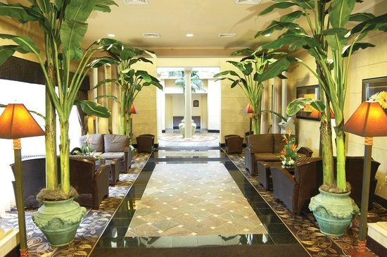 Lobby of Ramada Toms River