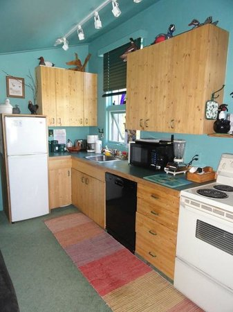 Ladner, Kanada: Willow Cottage Kitchen