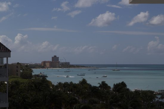 Marriott Aruba Resort & Stellaris Casino: View from Room