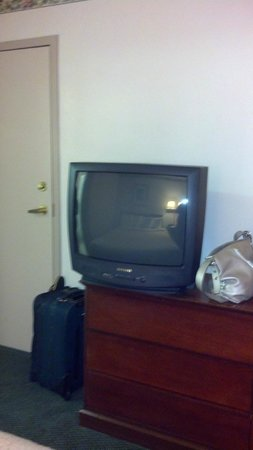 Quality Inn & Suites Biltmore South: Television