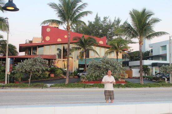 The hotel called Sea Club resort