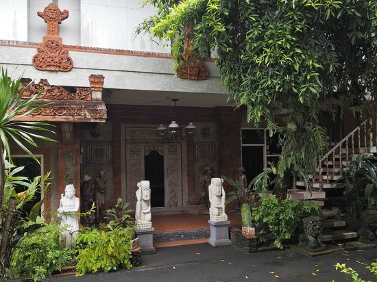 Taman Harum Cottages: Art pavillion