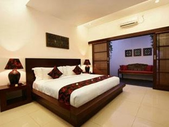 Kamar Kamar Rumah Tamu: Junior Suite