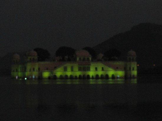 Jaipur India Jal Mahal