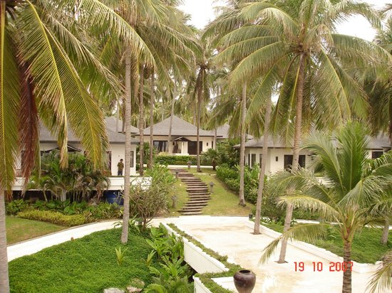 Racha Villa Resort: The Racha resort