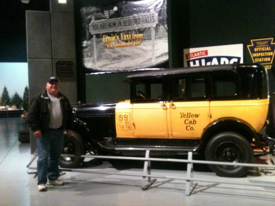 Cab from the movie it 39 s a wonderful life picture of for World wide motors carmel