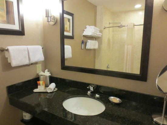 BEST WESTERN PREMIER Miami International Airport Hotel & Suites: Tolles Bad!