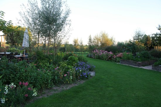 Nieuwveen, The Netherlands: More of the gardens surrounding the hotel