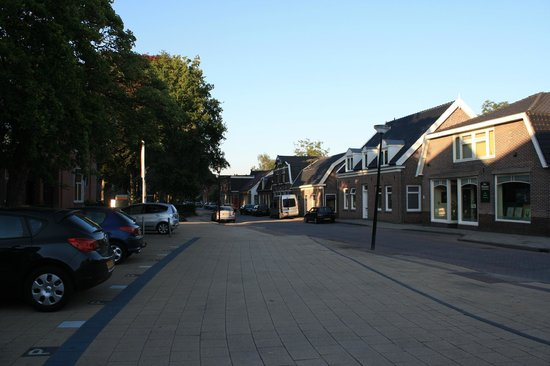 The nearby town of Nieuwveen