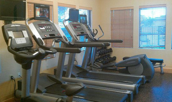 SpringHill Suites Napa Valley: Gym