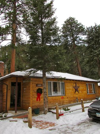 Fall River Cabins: Juniper